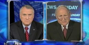 Sen. Levin: Cheney Attack On Obama 'Out Of Bounds'