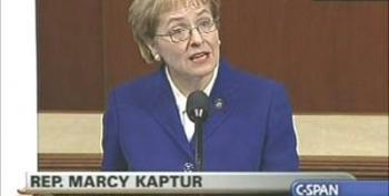 Big Banks Take Your Money & Run! Congresswoman Kaptur