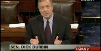 "Durbin: GOP's Obstruction Of Unemployment Benefits Extension ""Fundamentally Unfair"""