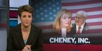 The Rachel Maddow Show: For Liz And Dick Cheney, The Truth Is Optional