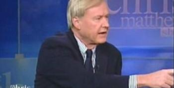 Chris Matthews Cites Florida Recount As An Example Of Government Functioning