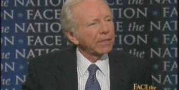 Lieberman: I Wish People Would Come Out And Debate Me On The Public Option