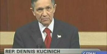 "Dennis Kucinich ""Almost As Serious As Committing War Crimes Is Covering Up War Crimes!"