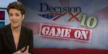 Rachel Maddow Breaks Down The Nov. 2009 Election Results