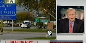 Hardball: Matthews And Van Zandt Speculate On Fort Hood Shooter's Motives