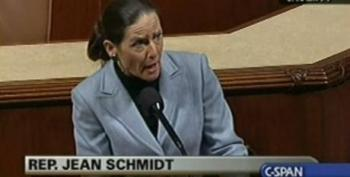 Mean Jean Schmidt Rails Against The Health Care Bill