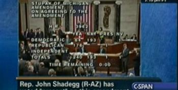 Stupak Amendment Passes