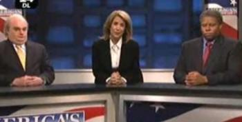 SNL Spoofs Fox News: 2009 Elections -The End Of An Era