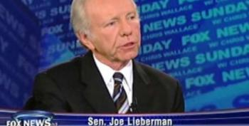 Lieberman Says He'll Filibuster Health Care Bill That Includes A Public Option