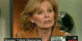 Peggy Noonan: Obama Has 'Damaged His Brand' By 'Governing From The Left'