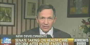 Dennis Kucinich Explains Why He Voted Against The Health Care Bill