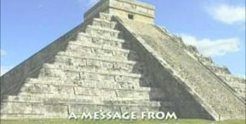 A Message From The Mayan People