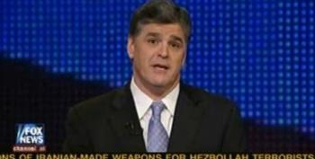 Hannity 'Apologizes' To Jon Stewart For 'Inadvertent Mistake' Airing The Wrong Protest Footage