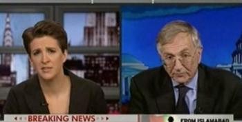 The Rachel Maddow Show: Seymour Hersh On Pakistan's Nukes