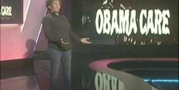 Wanda Sykes Takes On OBAMA CARE Fear Mongers!