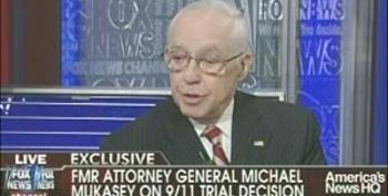 Terrorist Want To Be On A Big Stage And New York Is As Big As It Gets! Atty Gen Mukasey