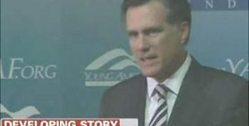 Mitt Romney Slams President Obama On Afghanistan