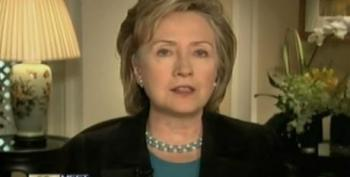 Clinton Defends 'Appropriate' NYC Trial For 9/11 Accused