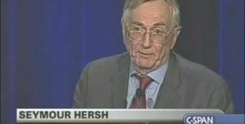 """Seymour Hersh """"After September 11th We All Just Fell In Line! We Didn't Ask The Right Questions"""""""