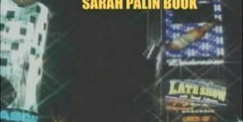 Top Ten Surprises In The Sarah Palin Book