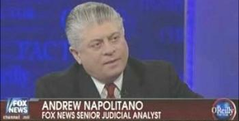 The September 11th Attacks Were NOT An Act Of War! Judge Napolitano