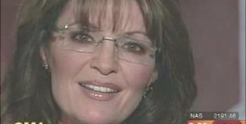 Barbara Walters Interviews Sarah Palin And Kids