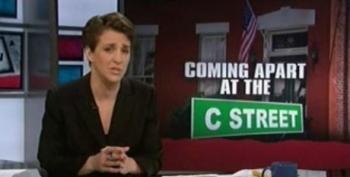 The Rachel Maddow Show: C-Street Loses Its Tax Exempt Status