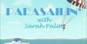 PARASAILIN' With SARAH PALIN