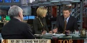 Conason Reminds Scarborough That The Iraq War And Tax Cuts Ballooned The Deficit