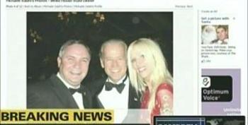 Reality TV Couple Crash White House State Dinner