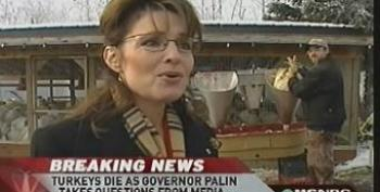Sarah Palin's 2009 Turkey Pardoning Fiasco