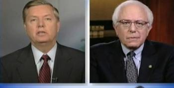 Sen. Sanders Has 'Real Problem' Supporting Afghanistan Troop Increase