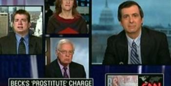 Howard Kurtz Points Out The Hypocrisy Of The Right Ignoring Glenn Beck Calling Landrieu A Prostitute