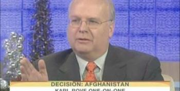 Karl Rove Accuses Matt Lauer Of Revisionism On Bush's Job In Afghanistan