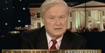 Matthews On Obama's Speech At West Point: He 'Went To Maybe The Enemy Camp Tonight'