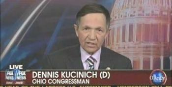"Dennis Kucinich ""Nation Building In Afghanistan? Are You Kidding Me?"""