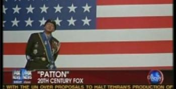 Bill O'Reilly Thinks Obama Needed To Be More Like George C. Scott In 'Patton'