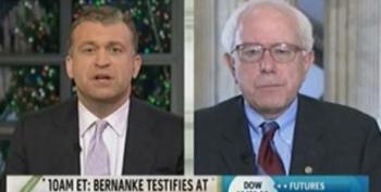 Sen. Sanders Blocks Bernanke Confirmation