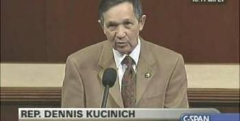 This War Is A Threat To Our National Security! Congressman Dennis Kucinich