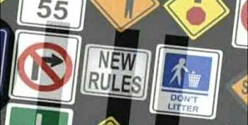 NEW RULES! Cartoon Edition
