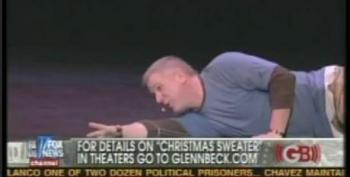 Glenn Beck's 'Christmas Sweater': How To Induce Vomit For The Holidays