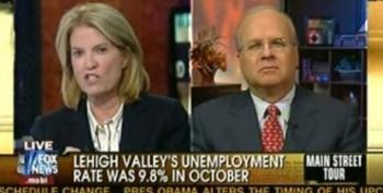 Rove Blames The Economy Melting Down On Fannie And Freddie