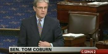 "Tom Coburn: ""We Passed Something For Women's Health"" Because Of ""Emotional Attraction"" On Things Associated With Women"