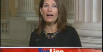 Bachmann Refuses To Denounce Voight's 'Subconscious Programming To Damn America' Remark