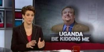 The Rachel Maddow Show: Rick Warren Forced Out Of Silence On Uganda