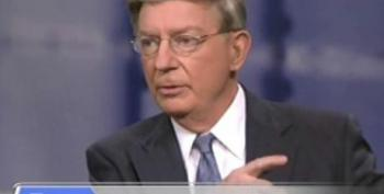 George Will Quotes Milton Friedman To Defend Continuing Bush's Economic Policies