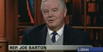 Joe Barton: It's A 'Fair Question' To Ask If Climate Scientists Are Brainwashing Themselves