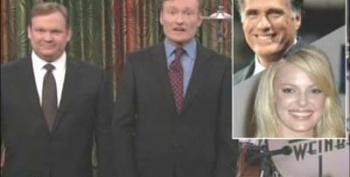 """Conan O'Brien & Crew Thank Senator Hatch By Composing A """"Mormon"""" Christmas Song"""