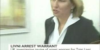 British Court Issues War Crimes Arrest Warrant For Tzipi Livni Israeli Foreign Minister!