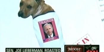 Joe Lieberman Roasted